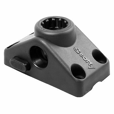 Scotty 241L Locking Combination Side or Deck Mount Ideal for Kayak Fishing
