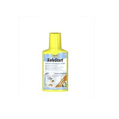 Tetra Safe Start 50ML with LIVE BACTERIA - Posted Today if Paid Before 1pm