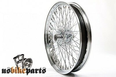 "80 spoke wheel rim 19"" x 2.15"" front for Harley Davidson and custom bikes new"