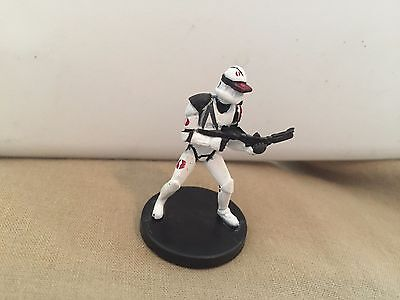 Star Wars Miniatures Champions of the Force #37/60 Saleucami Trooper- NC