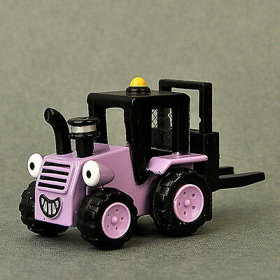 Diecast Learning Curve Bob the Builder Car Trix, a Forklift, Loose, New in Stock