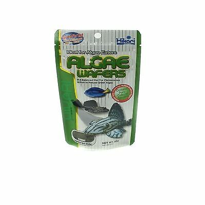 Hikari Algae wafers Catfish Pleco Fish 250g - Posted Today if Paid Before 1pm