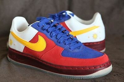 Nike Air Force 1 Insideout Priority Philippines Filipino Pacquiao Quickstrike DS