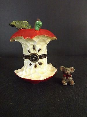 "Boyds Bears ""bailey's Apple With Cortland Mcnibble"" - #4029453 - New In Box"