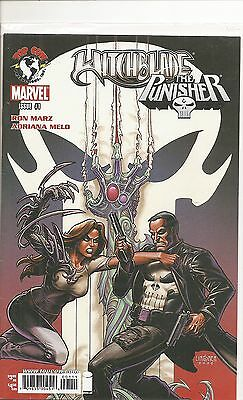Witchblade/Punisher (2007) #1 NM- Marvel/Image Comics