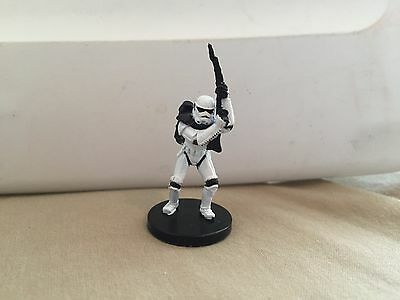 Star Wars Miniatures Champions of the Force #50/60 Sandtrooper - NC
