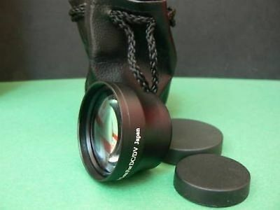 BK 40.5mm 2.0X Tele-Photo Lens For Pentax Q10 Camera With 8.5mm/5-15mm/15-45mm