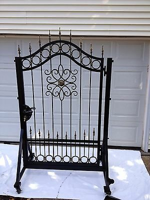 Wrought Iron personal gate