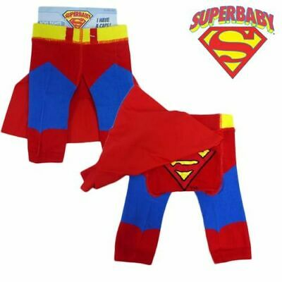 Baby Boy Licensed  Superbaby Superman 2 Pair Pack Of Socks