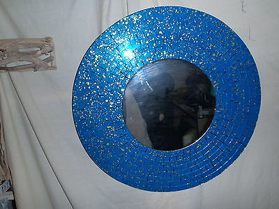 Unique Beautiful Mirror Mosaic Glass Hand Made Varies Colours