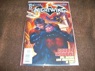 Nightwing No. 1  the new 52 1st print