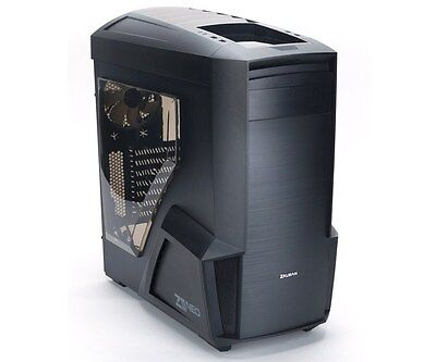 Zalman Z11 Neo Black Midi Tower Gaming Case - USB 3.0