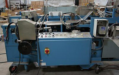 Campbell-Hardage Horizontal Flow Wrapper 2W8-LH