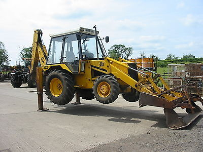 Jcb 3cx specification