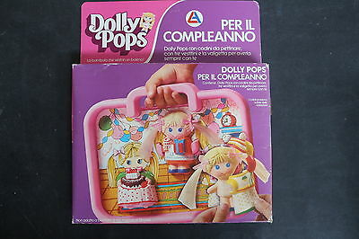 [D8] Dolly Pops Per Il Compleanno Birthday - Knickerbocker - 1982 - Fondo Magazz