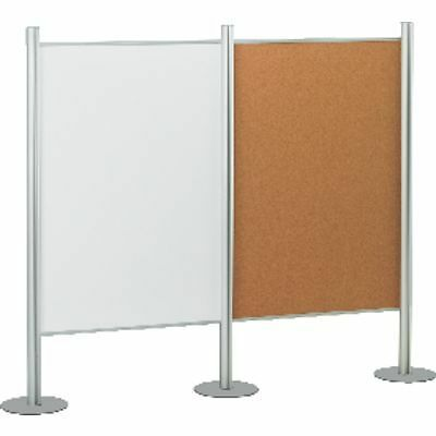 Tablero de corcho 100x150 cm modular 612CO-4