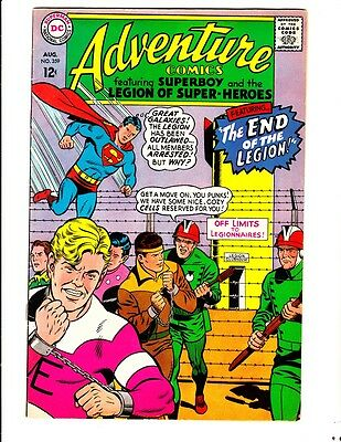 Adventure Comics 359 (1967): FREE to combine: in Very Good/Fine condition