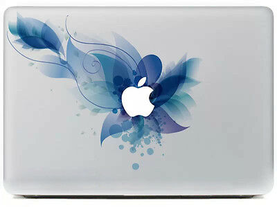 "Flower Amazing Apple Macbook Air/Pro/Retina 11/13/15"" Vinyl Sticker Skin Decal"