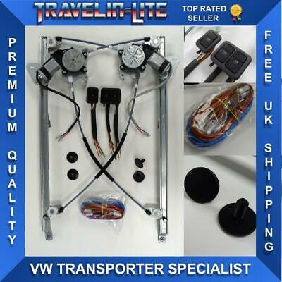 For VW T4 Transporter Electric Window Kit Genuine OEM Switches Brand New