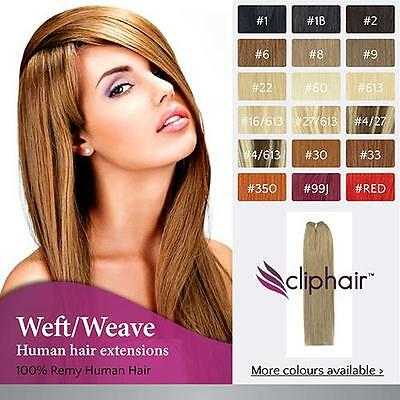 Remy Human Hair Silky Weft/Weave Hair Extensions   Professional Supplier