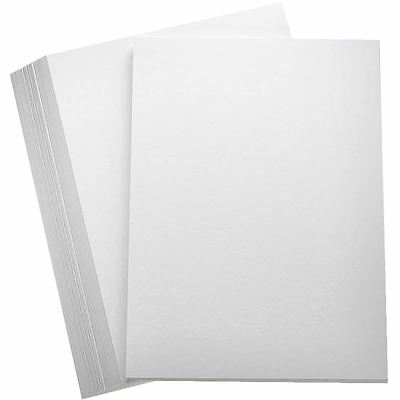 Hobbycraft White Hammered Card 100 Pack In A4 Sheets Wedding Stationery