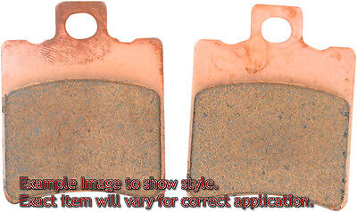 EBC Sintered Double-H Brake Pads - SFA266HH for 06-12 Piaggio Beverly Apps.