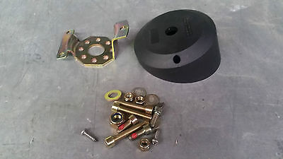 Marine Cable steering 20* angled bezel kit boat outboard inboard engine helm
