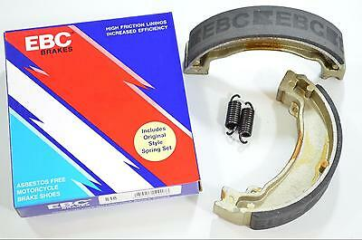 EBC Standard Organic Brake Shoes - 818 for 05-09 Kymco People S 50 Applications