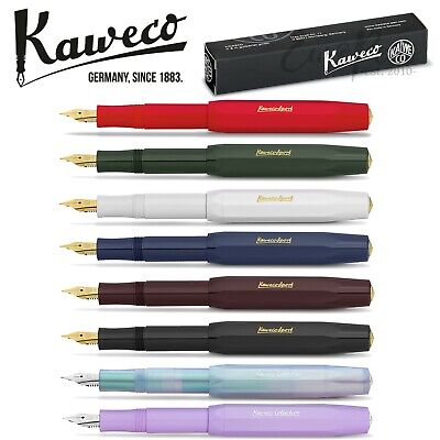 Kaweco CLASSIC Sport Pocket Fountain Pen - Choose Colour and Full Nib Options