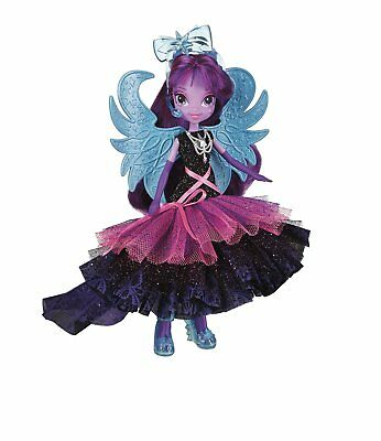 Hasbro A8059EU4 - My Little Pony Equestria Girls Bambola Super Fashion Twilight