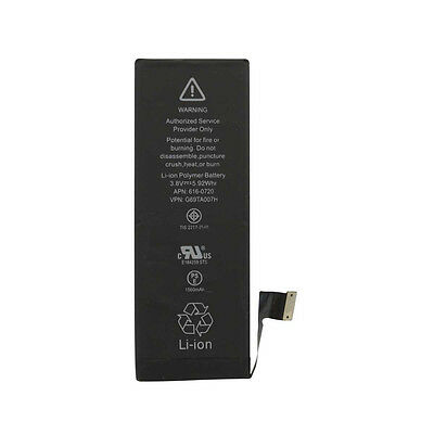 New 1560mAh Li-ion Internal Replacement Battery for Apple iPhone 5S 5C