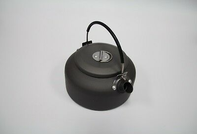 Portable Outdoor Camping Survival Water Kettle Teapot Coffee Pot Aluminum 0.8L