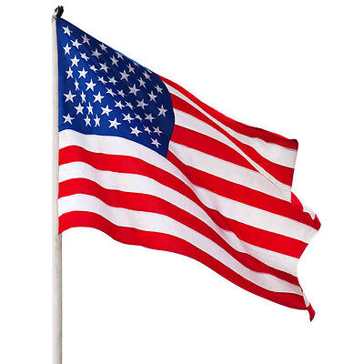 Jumbo 3'x5' FT Polyester American Flag USA US Be Proud&Show off Your Patrioti HS