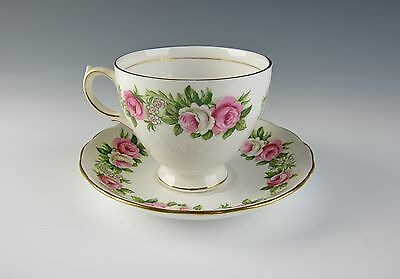Colclough China ENCHANTMENT Cup & Saucer Set(s) Multi Avail  EX