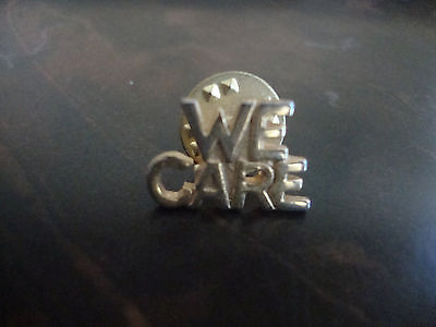 "We Care---Pin---1/2"" Tall"