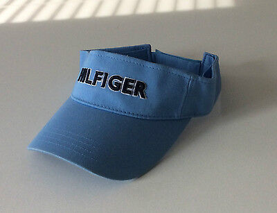 Genuine Tommy Hilfiger Womens Susan Golf Visor - 7 Colours TW908
