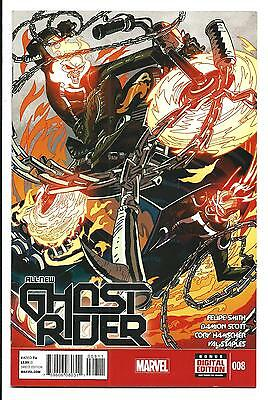 All-New Ghost Rider # 8 (Dec 2014), Nm New