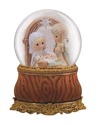 Precious Moments NATIVITY WATERBALL 121108 - New & BELOW WHOLESALE!