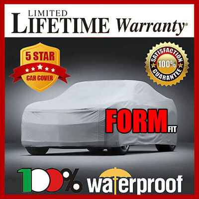 ULTIMATE® HP CUSTOM-FIT CAR COVER - Strong Outdoor Weather Resistance Fabric! E1