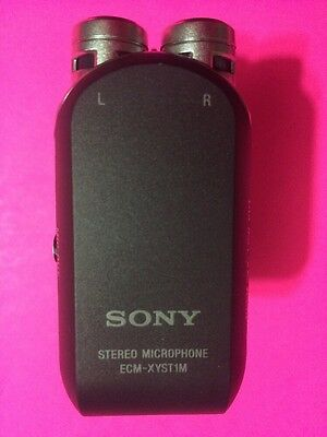 Sony ECM-XYST1M Stereo Microphone W/O Accessories