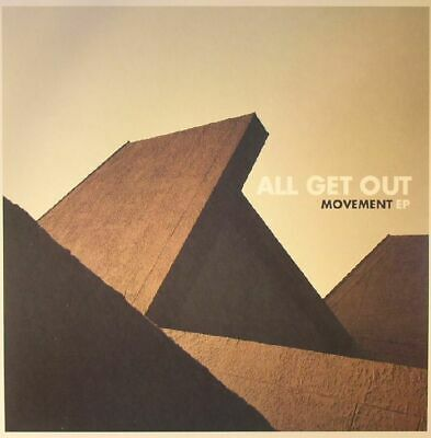 "ALL GET OUT - Movement EP - Vinyl (12"")"