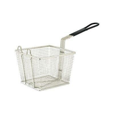 Fry Basket, Chrome Plated, Rectangular, 200x150x150mm, Fryer / Frying / Chips
