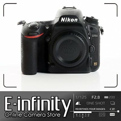 SALE Nikon D750 Digital SLR Camera Body Only 24.3 MP