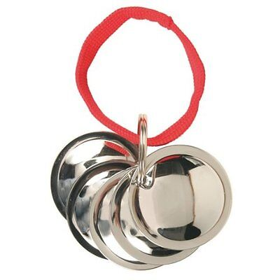 Dog Training Training Discs Chrome Plated - incl. booklet (2288)