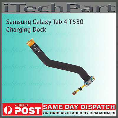 Genuine Samsung Galaxy Tab 4 SM-T530 Charging Port Dock Flex Cable Replacement