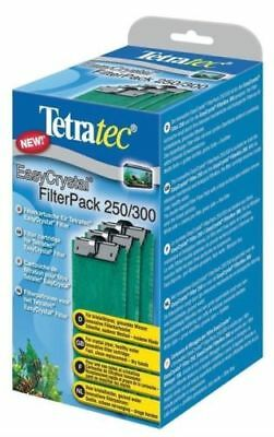 Tetratec Easy Crystal  Filter Pack 250 300 Tetra Fish Tank Filter Media