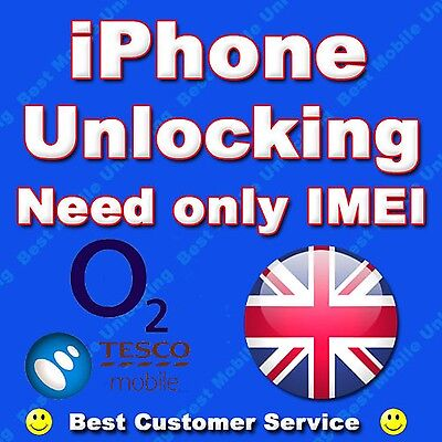 UNLOCKING SERVICE FOR UK O2 IPHONE 3gs 4 4s 5 5s 6 6s 6s+ MODEL