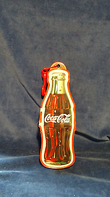 Coca Cola Clip On Art Set w / 8 Water Color Chips