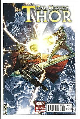 Mighty Thor # 22 (Variant Cover, Dec 2012), Nm New