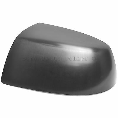 Ford Focus 05-08 Passenger side Mirror Cover Replacement Left Black Wing cap